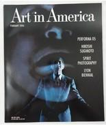 Art In America Back Issue Magazine February 2006 Hiroshi Sugimoto Lyon B... - $17.81