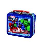 Heroes Unite Marvel Lunchbox Game - $10.88