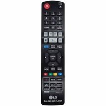 LG AKB73615702 Factory Original Network 3D Blu-Ray Player Remote BP620, BP620C - $15.19