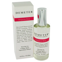 Demeter Bulgarian Rose by Demeter 4 oz Cologne Spray for Women - $28.95