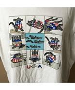 Crazy Shirt Hawaii XXL Kliban Cat USA Team Games Sports Torch Boxing Gym... - $69.29