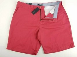 "$50 Tommy Hilfiger Mens Shorts Casual THflex Salmon 9"" Inseam Size 40 Re... - $33.94"