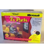 Microsoft Actimates TV Pack for Interactive Barney - $19.79