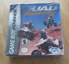 Quad Desert Fury (Nintendo Game Boy Advance, 2003) - $7.92