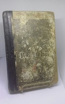 RARE 1890 Appleton's Third Reader School Book Illustrated Merrill St Pau... - $32.73