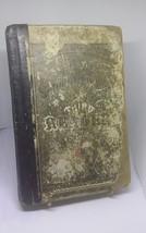 RARE 1890 Appleton's Third Reader School Book Illustrated Merrill St Pau... - $32.73