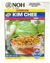 All Natural NOH Korean Kim Chee Seasoning Mix 1.125oz x 4pk - $19.79