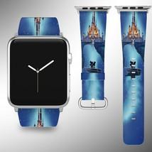 Cinderella Castle Disney Apple Watch Band 38 40 42 44 mm Disney Wrist Strap - $24.99+