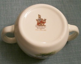 Royal Doulton Bunnykins -2 Handled Child Cup - Cowboys and Indians -VGUC image 7