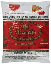Thai Iced Tea Mixed Number One Brand Great for Restaurants 400 G. - $13.86