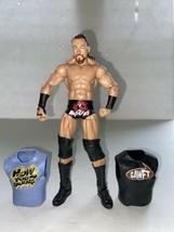 Wwe Mattel Elite 49 Big Cass Nxt Raw Sawft Colin Cassady Two Shirts - $13.86