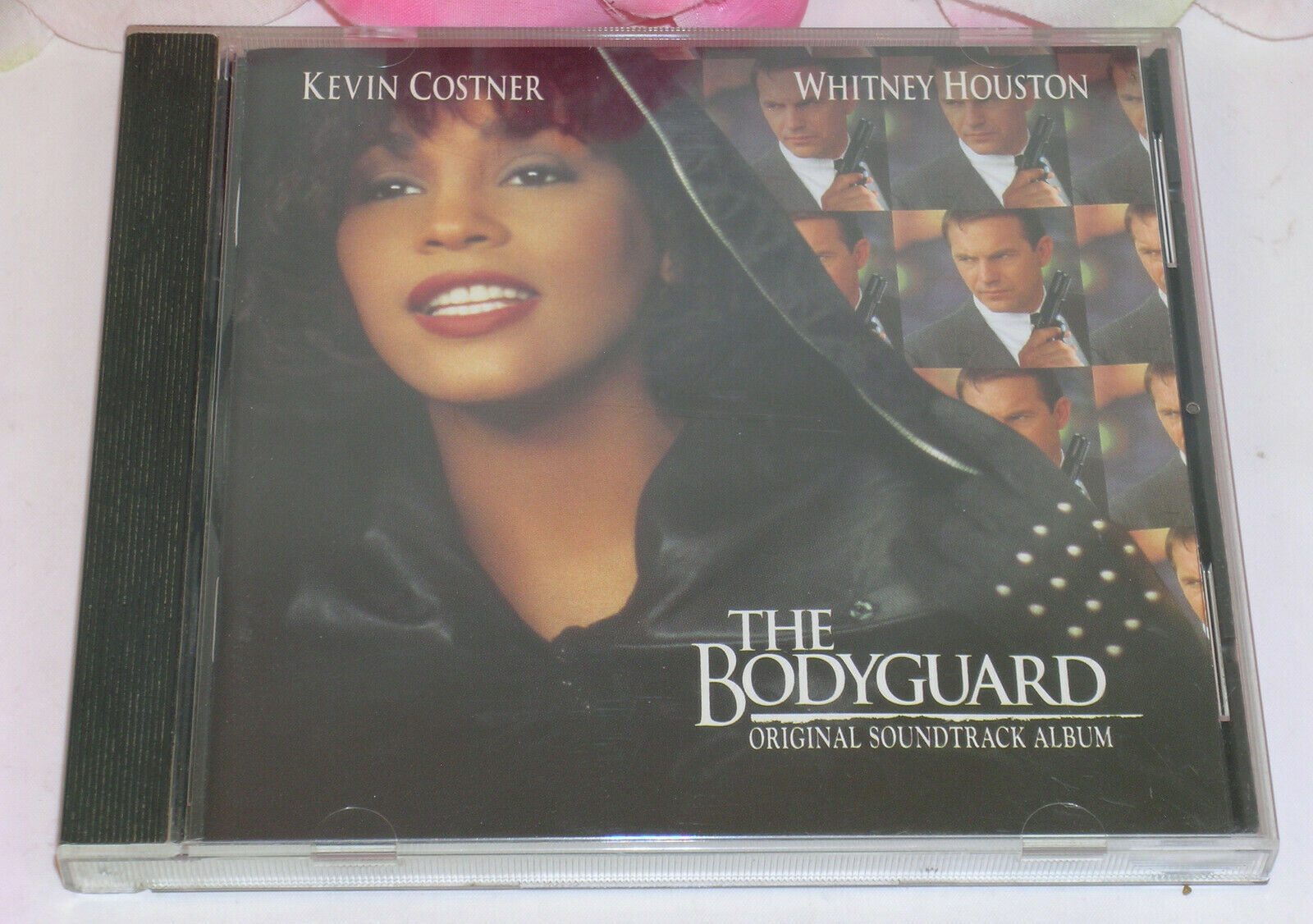 Primary image for The Body Guard Original Soundtrack 12 Tracks Gently Used CD 1992 Arista Records