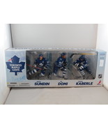 Toronto Maple Leafs 3 Pack - Mc Farlane 6 inch - Sundin Domi and Kaberle - $75.00