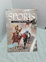 Sports Illustrated January 10 1955 Santa Anita Racing Jack Dempsey Skiing - $13.85