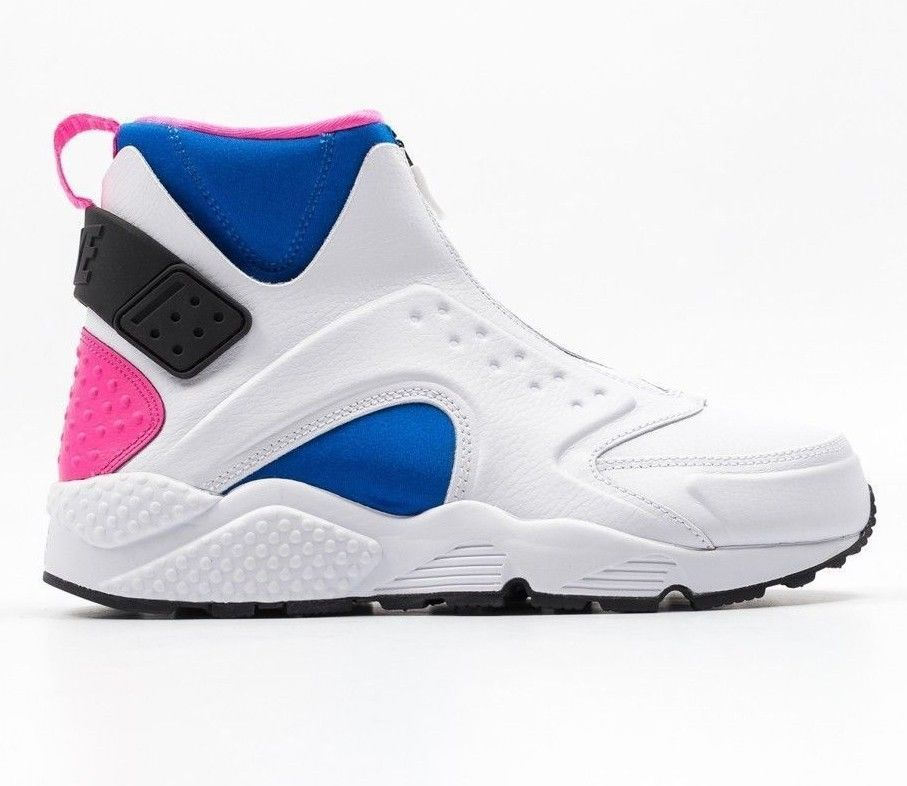 a7295ebcc59b Nike Air Huarache Run Mid 807313-100 White and 50 similar items. S l1600