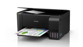 EPSON L3100 EcoTank All-in-One Ink Tank Inkjet Multi-function Printer Scan Copy image 2