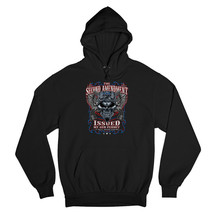 The 2nd Amendment Issued My Gun Permit Sweatshirt USA Gun Rights 2A Hoodie - $21.58+