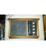 Vintage 1960-70 's RCA Victor Solid State  Am/Fm Radio MODEL RHC95W-K - $49.49