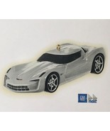 Hallmark 2009 Corvette StingRay Concept Die-Cast Classic Cars Complmnt O... - $29.95