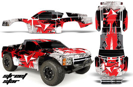 Amr Rc Graphic Decal Kit Upgrade Proline Chevy Silverado 4 Traxxas Slash - Star - $29.65