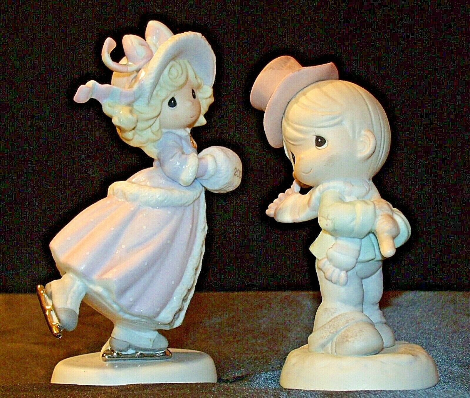 1995/2002 Precious Figurines Moments AA-191842 Vintage Collectible