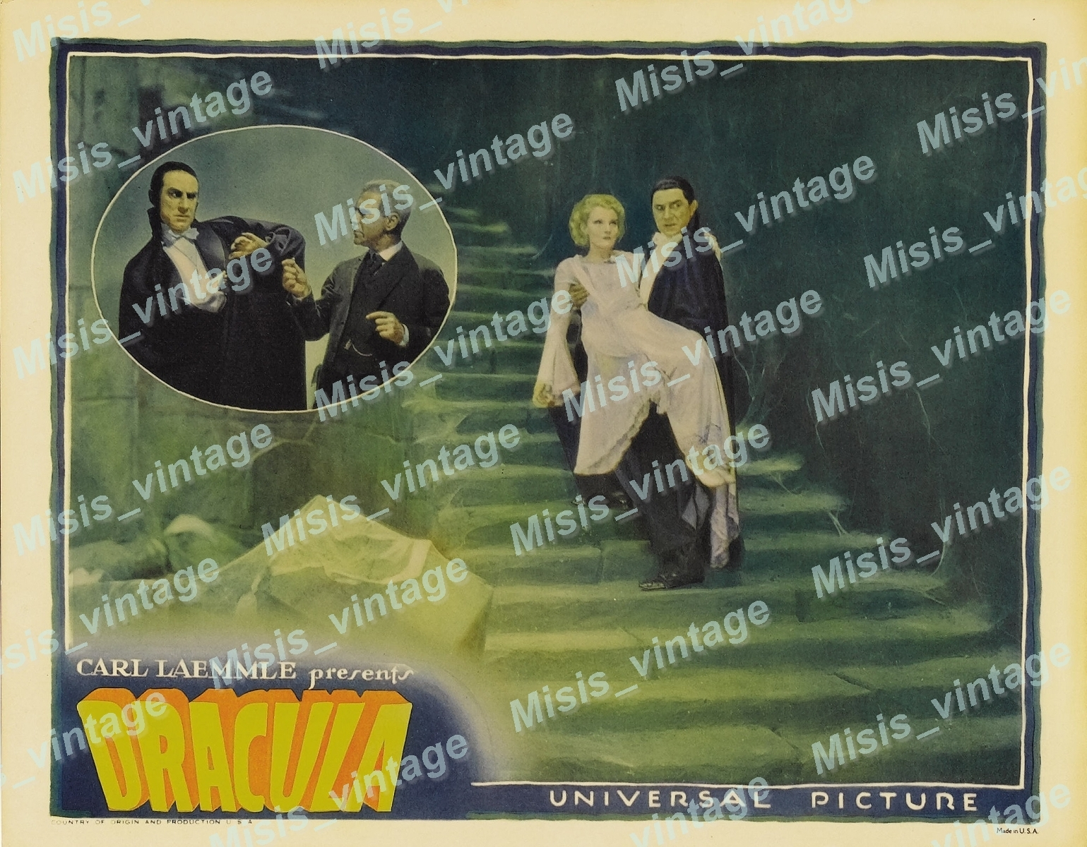 dracula 1931 vintage - photo #19