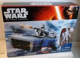 Star Wars First Order Snowspeeder - $40.00