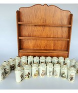 Hummels - Spice Set - 24 spices with Wooden Stand - $115.00