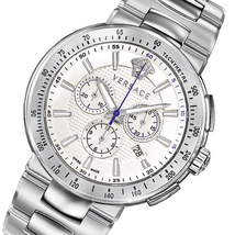 Versace VFG090013 Mystique Sport White Dial Chronograph Men's Watch - $2,586.31