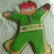 COLECO Cabbage Patch Kids Poseable Action Wear Outfit 1983/84 Vintage - $26.99