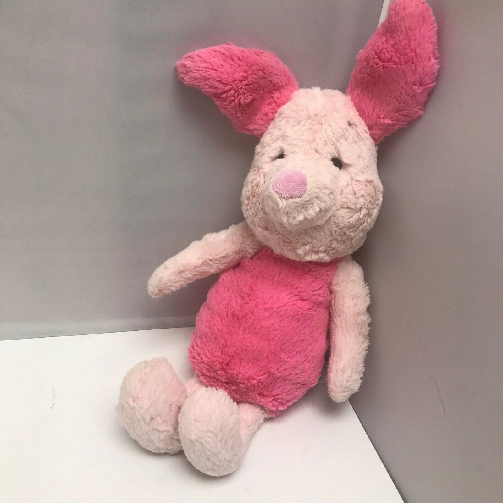 Primary image for Gund Disney Winnie the Pooh Piglet Soft Pink Plush Stuffed Animal 12″