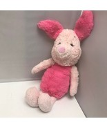 Gund Disney Winnie the Pooh Piglet Soft Pink Plush Stuffed Animal 12″ - $39.99