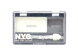 N.Y.C. New York Color Eye 2 Eye Contour Shadows - 801B Ink *Triple Pack* - $9.97