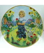 A Time to Plant McClellend March of Dimes Collector Plate - $12.19