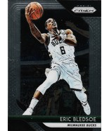 Eric Bledsoe Prizm 18-19 #256 Milwaukee Bucks Phoenix Suns Los Angeles C... - $0.15