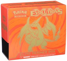 Pokemon TCG: XY Evolutions Charizard Elite Trainer Box - $59.63