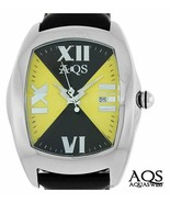 AQS by AQUASWISS Mens 46x57mm Stainless Steel Brand New Pyramid Watch-Li... - $122.55