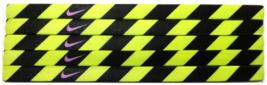 Nike Unisex Running All Sports GREEN BLACK DESIGN Sports Design Headband... - $6.50