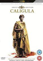 Caligula Uncut Edition (1979) DVD Malcolm McDowell New Region 2 - $18.95