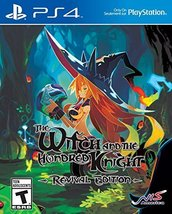 The Witch and the Hundred Knight: Revival Edition - PlayStation 4 [PlayS... - $31.12