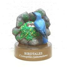 Kaiyodo Birdtales BLUE AND WHITE FLYCATCHER Japan exclusive bird animal ... - £9.06 GBP