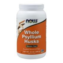Psyllium Husk, WHOLE, 24 OZ by Now Foods - $11.11