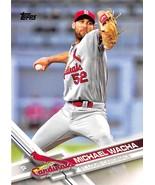 2017 Topps #99 Michael Wacha NM-MT Cardinals - $0.99