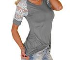 En summer lace blouse blusas 2018 new sexy o neck short sleeve crochet casual slim thumb155 crop