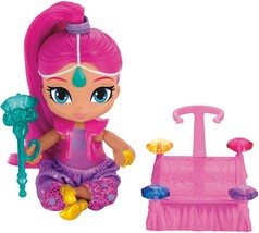 Shimmer and Shine Floating Genie - Shimmer Doll Playset - FHN29 - NEW image 2