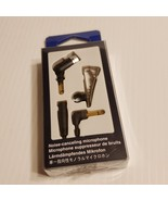 NEW Olympus ME52W Noise Canceling Microphone. New, sealed. UPC 050332159129 - $21.00