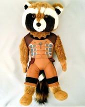 "Marvel Rocket Raccoon Guardians of the Galaxy 16"" Plush  - $12.38"