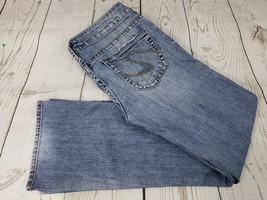 Silver Tuesday Jeans Sz 28 Women Blue Denim Distressed Medium Wash - $20.91