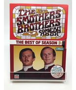 The Smothers Brothers Comedy Hour - The Best Of Season 3 (DVD, 2008, 4-D... - $64.88