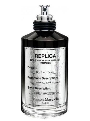 WICKED LOVE by MARTIN MARGIELA 10ml Travel Spray Parfum Maison GREEN PEPPER MUSK